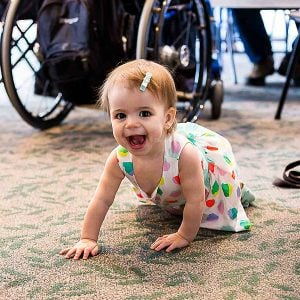To my Sweet Tessa, on your first birthday | The Life Jolie