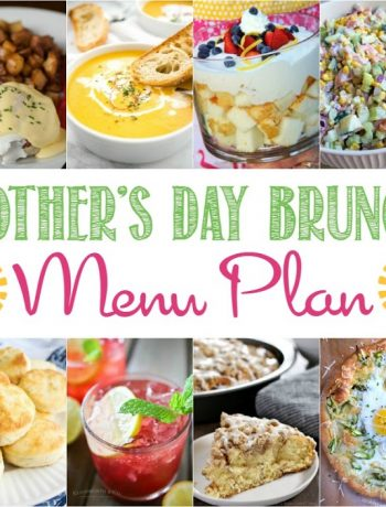 Check out these fantastic Mother's Day recipes- this is the perfect way to make Mom feel extra special!