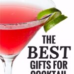 Cocktail Lover's Gift Guide - The Best Home Bar Essentials for Cocktail Enthusiasts from a Professional Bartender. So many great bar accessories!