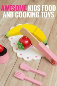 Awesome Kids Food and Cooking Toys - A list of a ton of great present ideas for the food loving kid in your life!