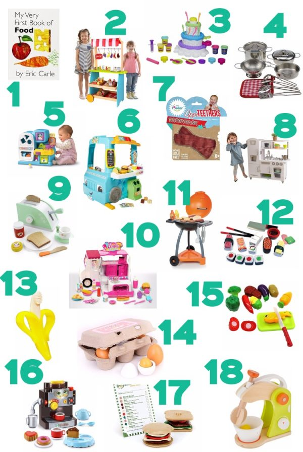 Awesome Kids Food and Cooking Toys   Holiday Gift Guide