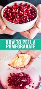Seeding a pomegranate doesn't have to be difficult. Here is a simple trick to make it much easier and step-by-step instructions for how to peel a pomegranate.