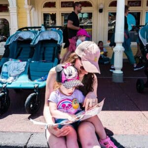 Planning a Disney Vacation can be overwhelming, especially if it's a trip with young children. So I've put together a HUGE post with everything you need to know about planning an awesome family vacation to the Walt Disney World resort! It's got so many tips, tricks and hacks to make planning a breeze!