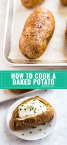 Who doesn't love a good baked potato? I'm going to show you all the tips and tricks for how to cook a baked potato perfectly!