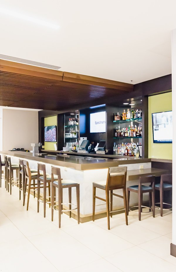 The Bar at the DoubleTree Syracuse