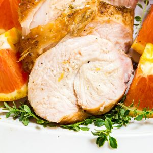Tired of tough, dry turkey breast? Then you've got to try this Citrus Brown Sugar Smoked Turkey Breast. It's seriously easy to make and the most tender, juicy turkey breast you'll ever eat! From the brine to the rub you cannot go wrong!