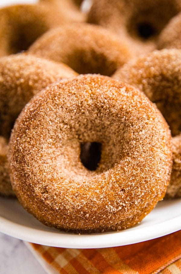 how to make simple quick donuts