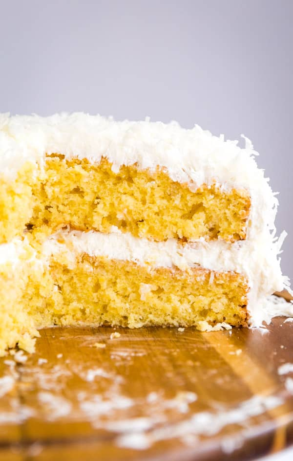 best coconut cake recipe