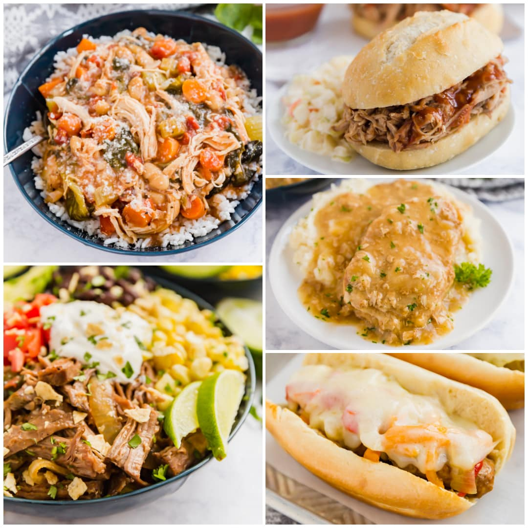 Dump recipes make super easy dinners the whole family will love!