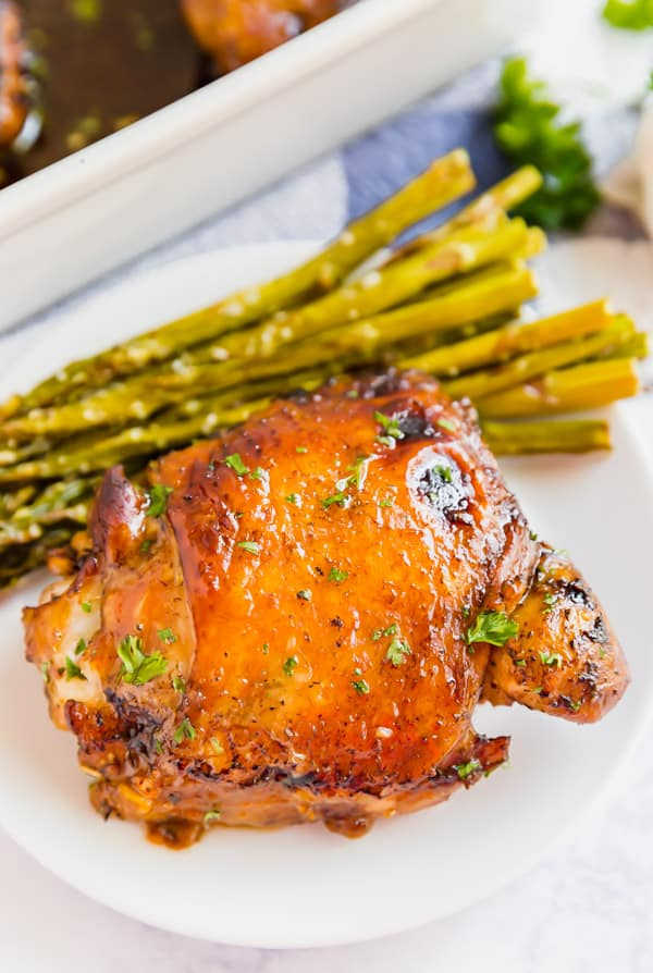 Honey Balsamic Chicken Oven Grill A Quick And Easy
