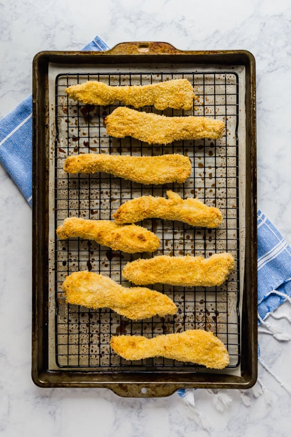 baked chicken tenders recipe