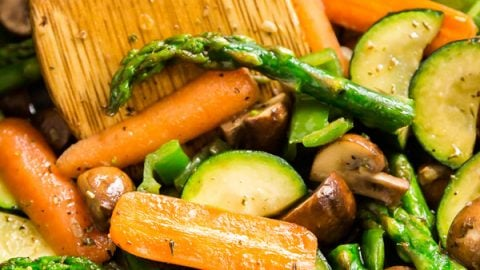 Easy Sautéed Veggies