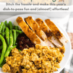 Ditch the hassle and make your Thanksgiving dish to pass easier! Join Make-and-Take Thanksgiving!