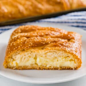 Super Quick Cheese Danish