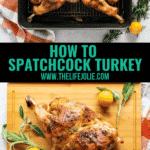 How to Spatchcock Turkey